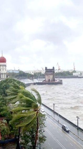 Cyclone Tauktae .