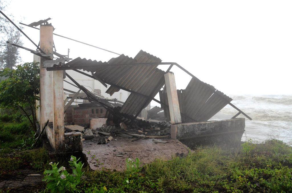 Cyclone Tauktae Heavy rains, gusty winds claim 6 lives in Karnataka