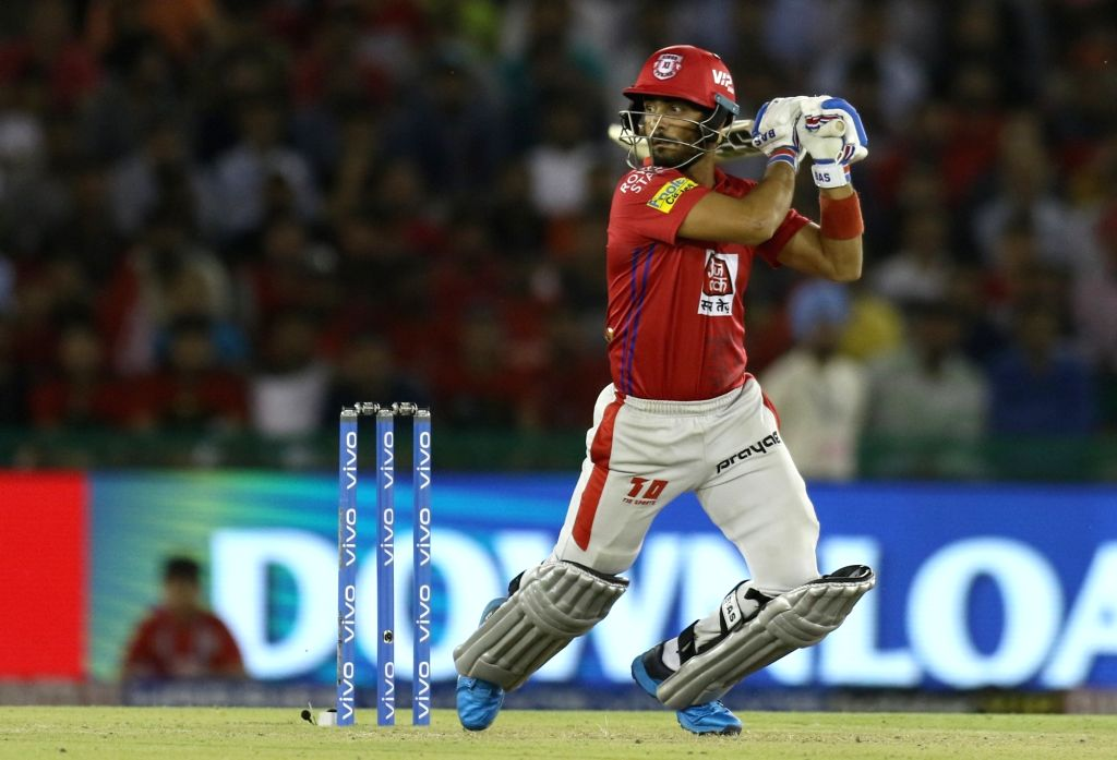 Dad would tell me to remain not out: KXIP's Mandeep after unbeaten 66
