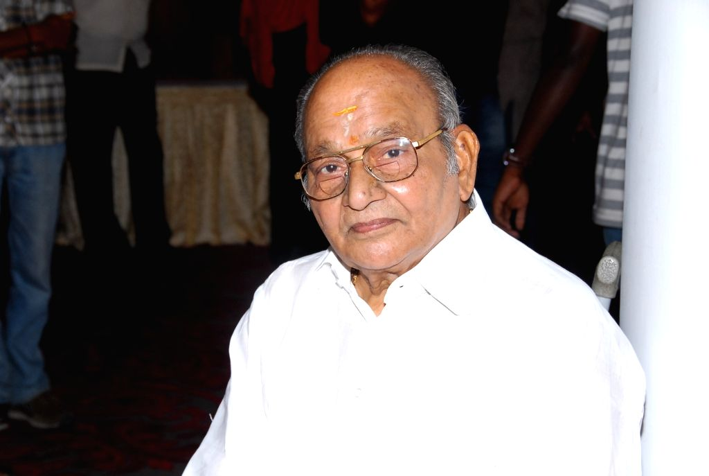 Dada Saheb Phalke Award winner K Viswanath. (File Photo: IANS)