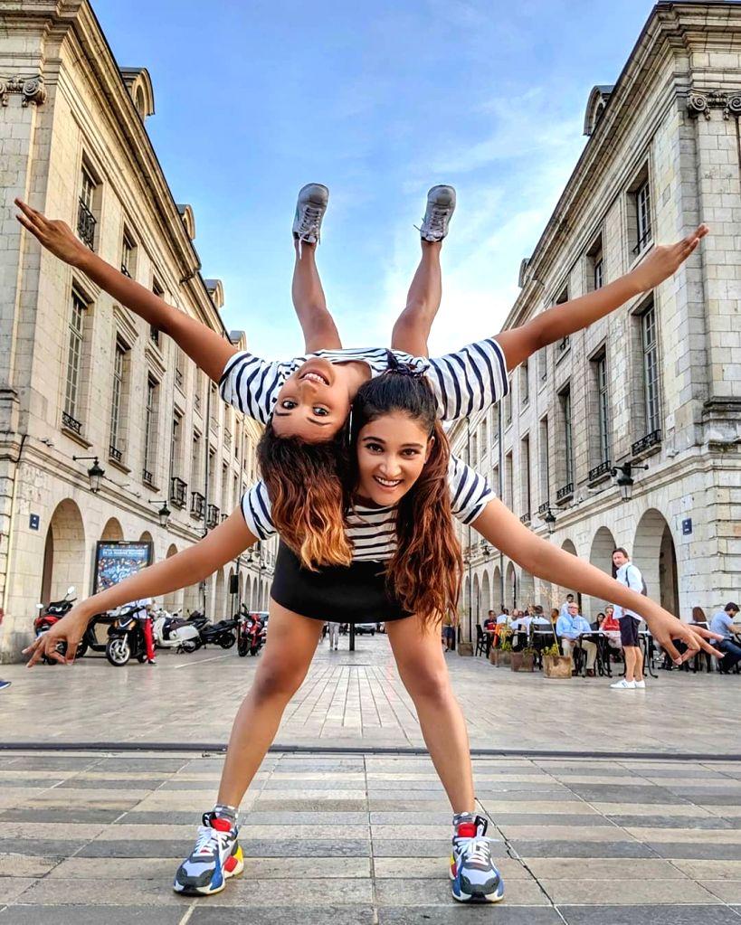 Dance is the most amazing feeling: Shakti Mohan.