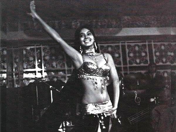 Dancer Arati Das.