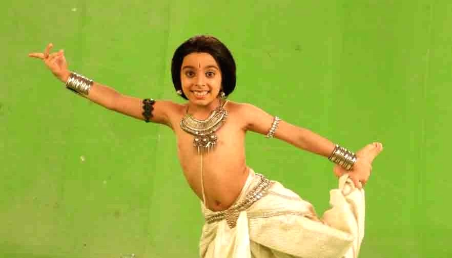 Dancer-child actor Dhairya Tandon - Dhairya Tandon
