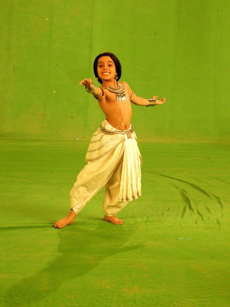 Dancer-child actor Dhairya Tandon - Dhairya Tandon