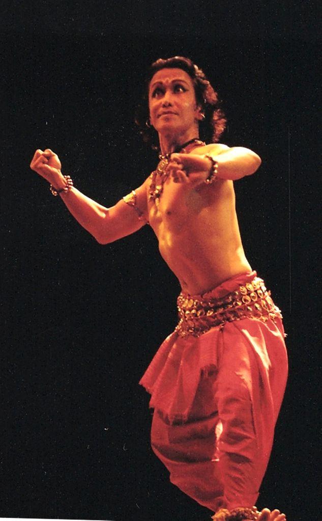 Dancer Ramli Ibrahim. (Photo Source: Shriram Bharatiya Kala Kendra)