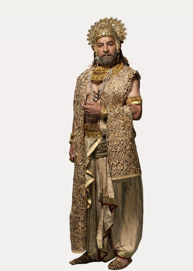 Dashrath played by Dalip Tahhil in Siya Ke Ram coming soon on STAR Plus