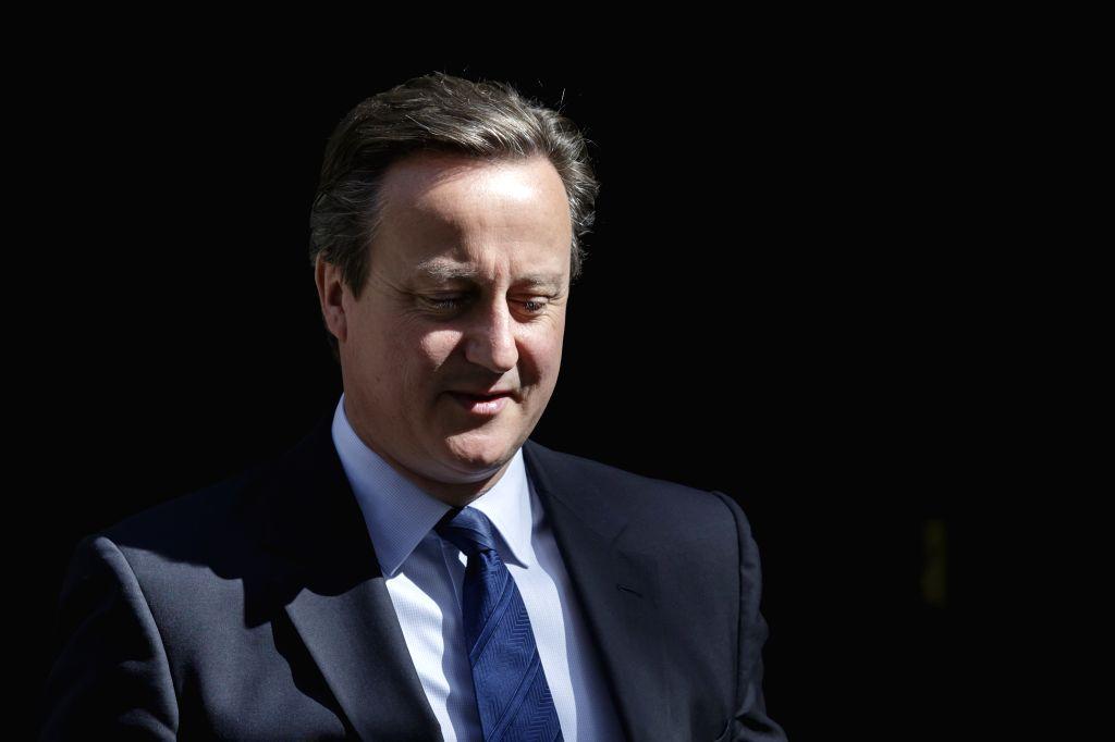 David Cameron. (File Photo: Xinhua/Tim Ireland/IANS)
