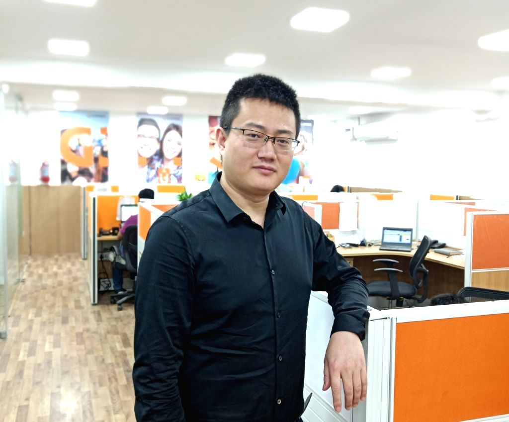 David Chang, Global Sales Director, Gionee.