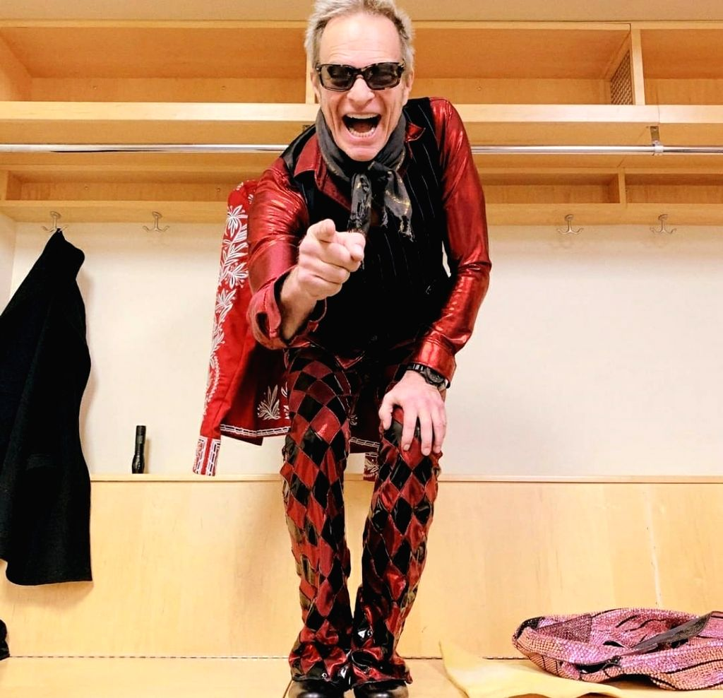 David Lee Roth says he's retiring after Las Vegas shows in 2022.