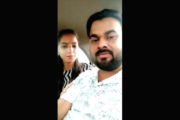 Days after a shocking revelation by a Uttar Pradesh BJP legislator's daughter that her father was after her life for marrying a Dalit boy, the woman on Thursday filed a petition in high court in this regard even as Bareily MLA Rajesh Misra denied her