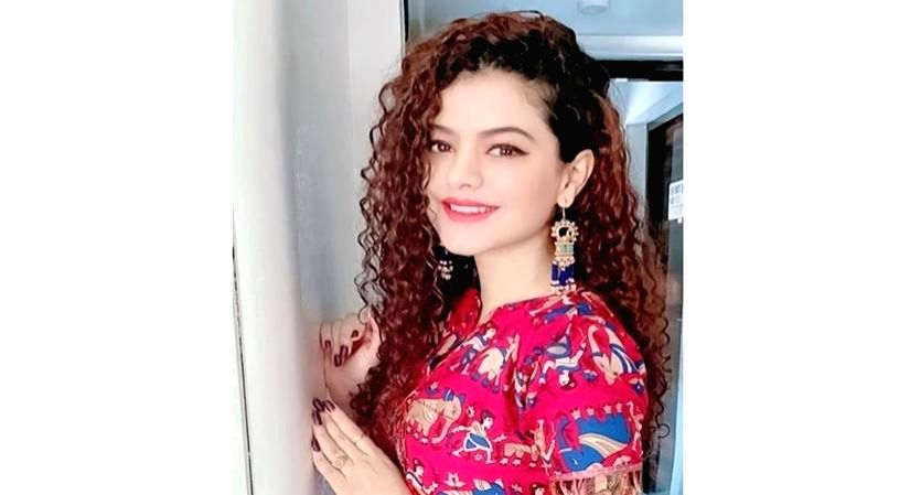 Days in lockdown are a blessing in disguise: Singer Palak Muchal.