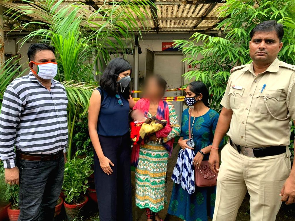 DCW rescues 2.5-month-old girl who was sold several times, 5 arrested.