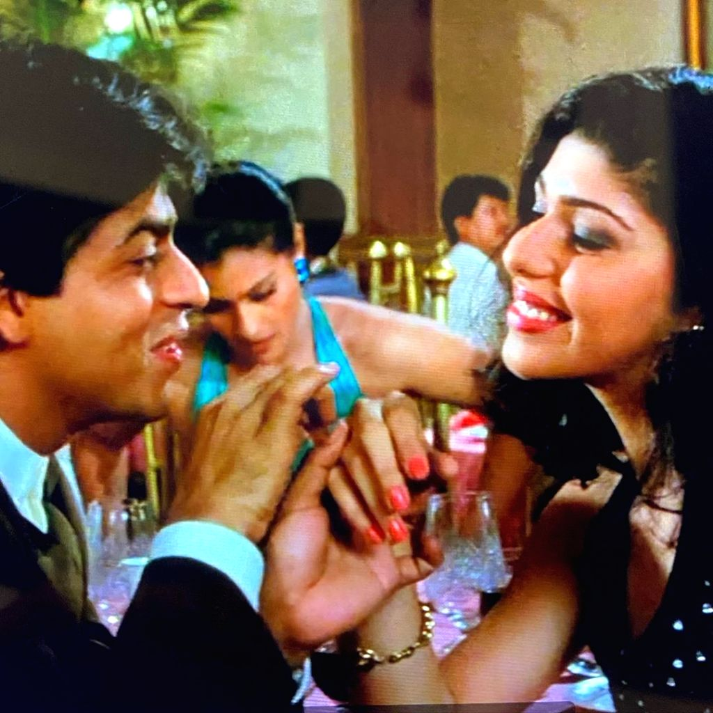 DDLJ turns 25: Designer Anaita Shroff Adajania recalls acting in the film