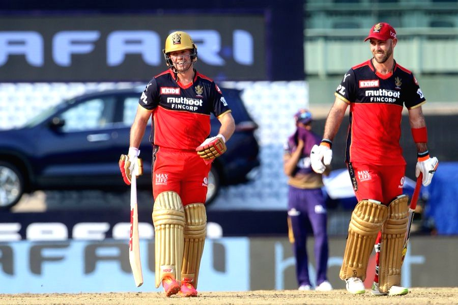 de Villiers, Maxwell help RCB survive shaky start (Lead) (Photo: BCCI/IPL)