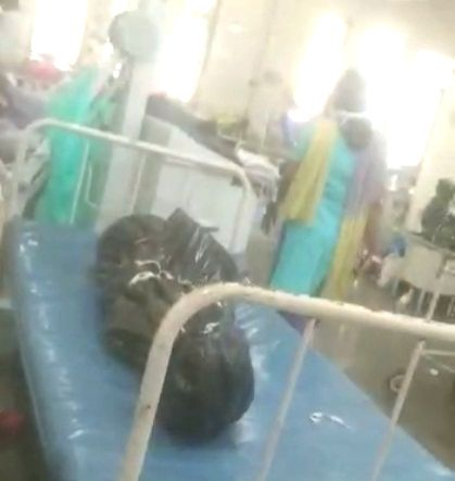 Dead bodies among patients fallout: Sion Hospital Dean shunted (IANS Impact).