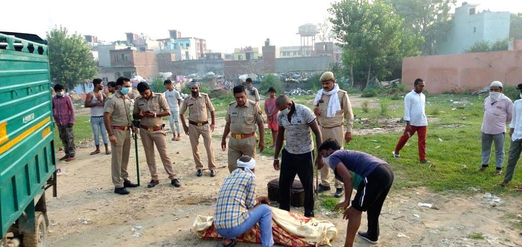 Dead woman walking in Bulandshahr, cops book kin.