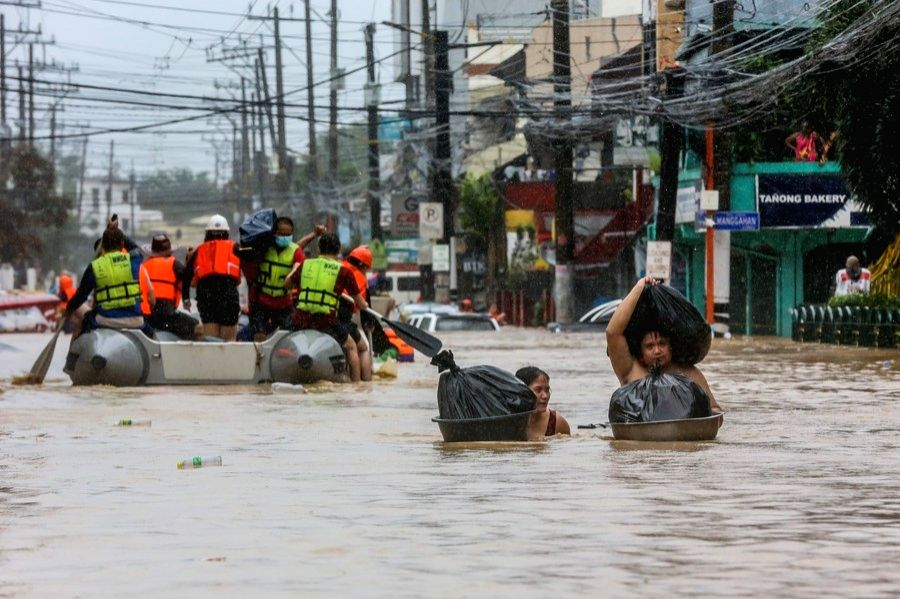 Death toll from typhoon Vamco in Philippines reaches 7