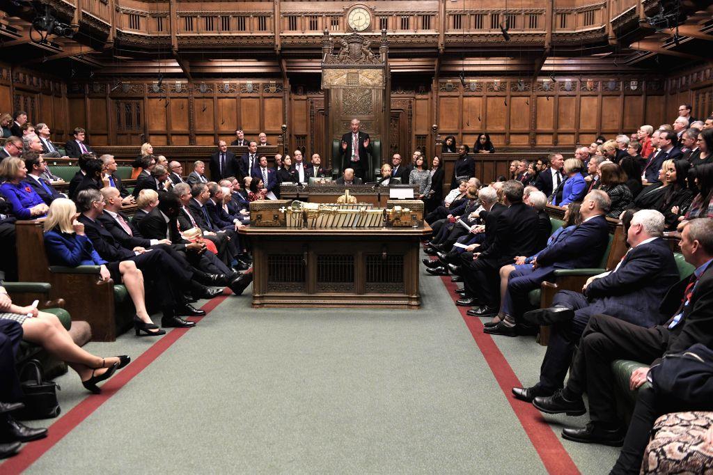 Decision due on 'virtual' UK Parliament