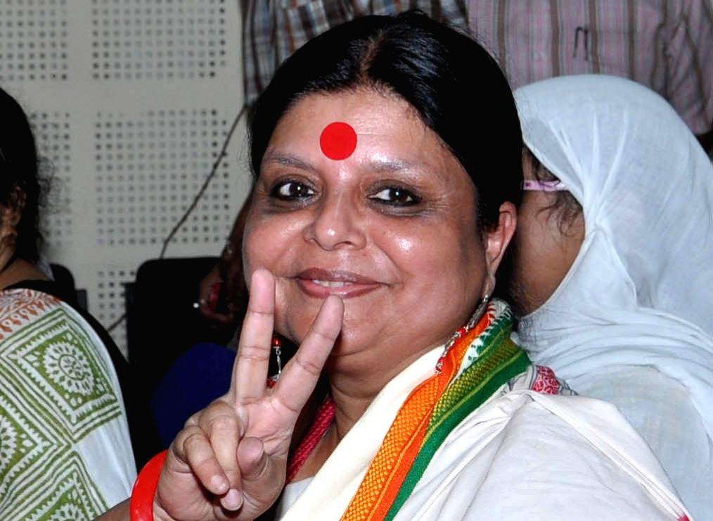 Deepa Dasmunsi.(File Photo: IANS)
