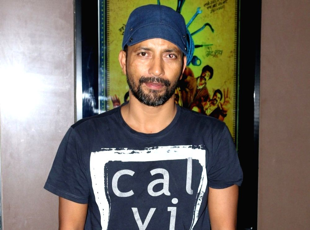 Deepak Dobriyal. (File Photo: IANS)