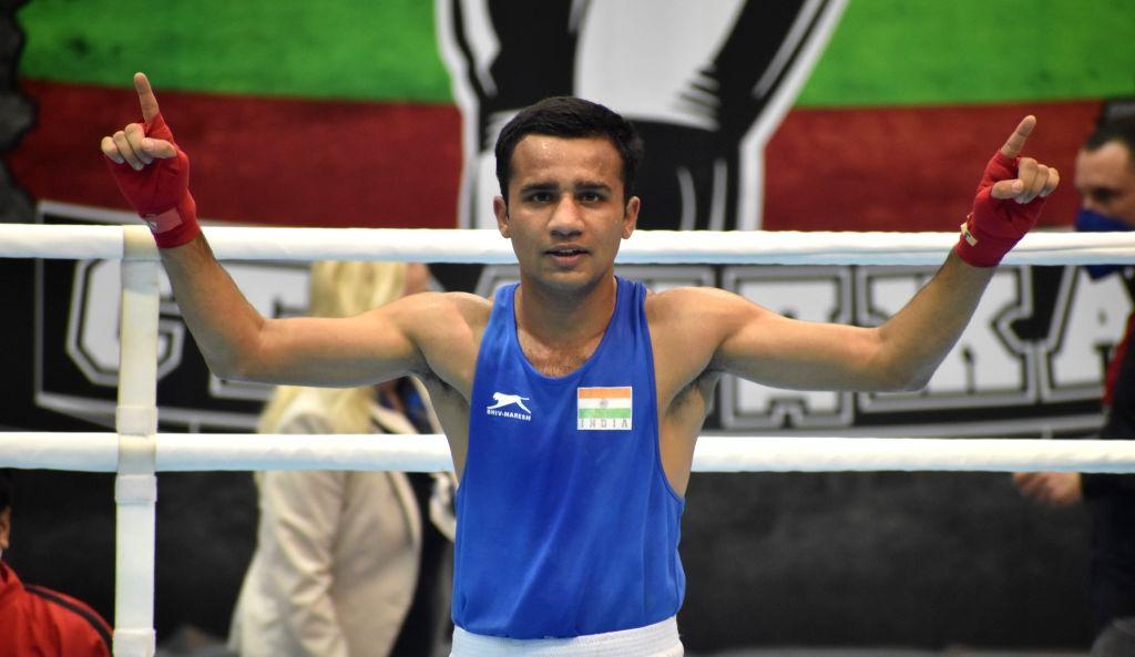 Deepak Kumar enters into the semis, ensures second medal for India at 72nd Strandja Memorial Tournament. - Deepak Kumar