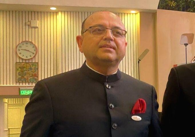 Deepak Sood.