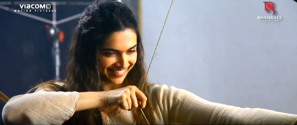 Deepika celebrates 3 years of 'movie of a lifetime' Padmaavat.(photo:instagram)