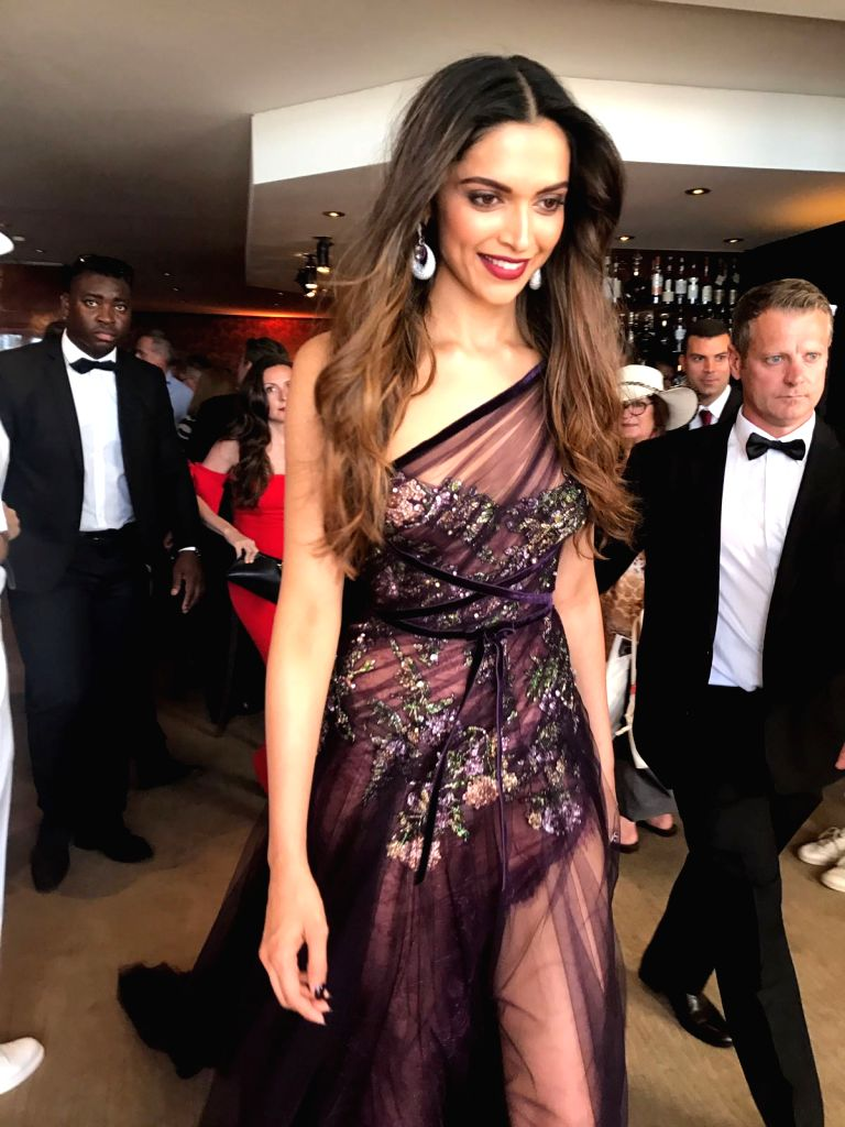 Deepika Padukone at the Cannes Film Festival 2017 - Deepika Padukone
