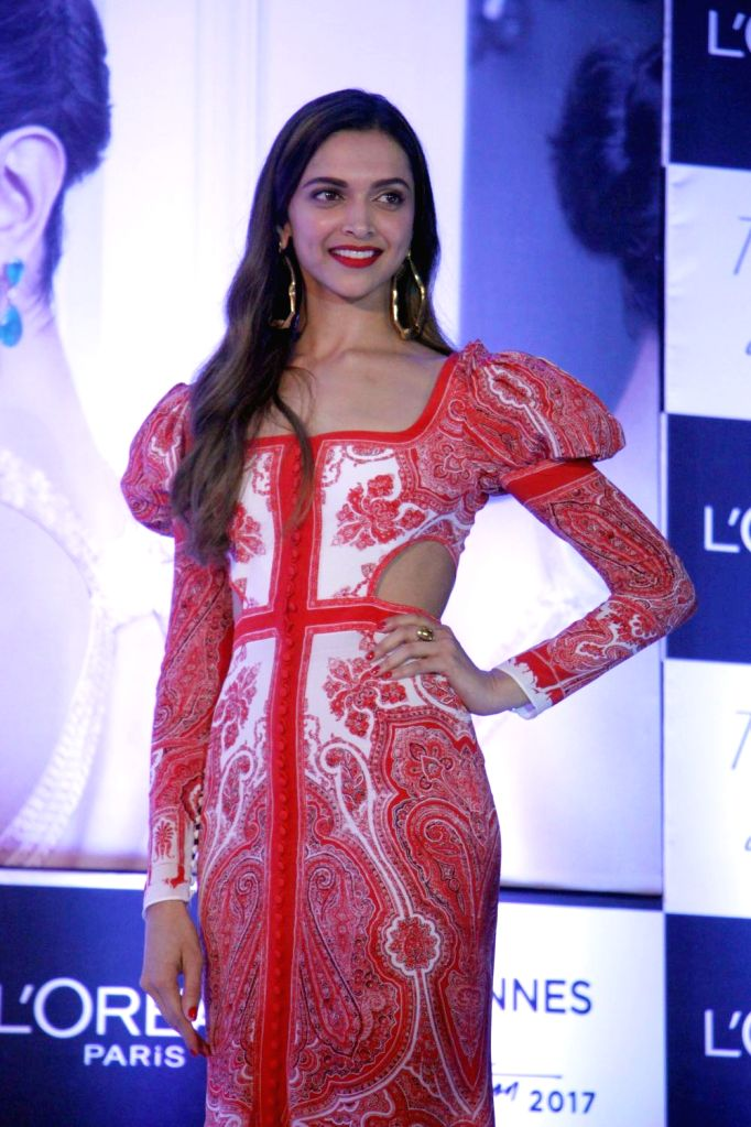 Deepika Padukone. (File Photo: IANS) - Deepika Padukone