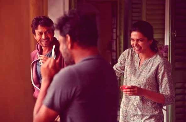 Deepika remembers 'Piku' co-star Irrfan on film's 5th anniversary.