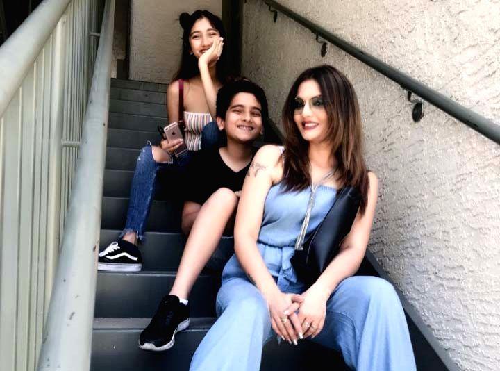 Deepshikha Nagpal recalls joy of first pregnancy.