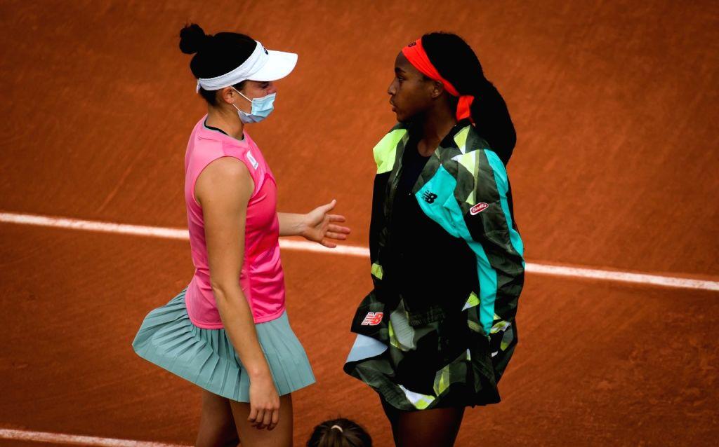 Defeat will make me a future tennis champ: Coco Gauff