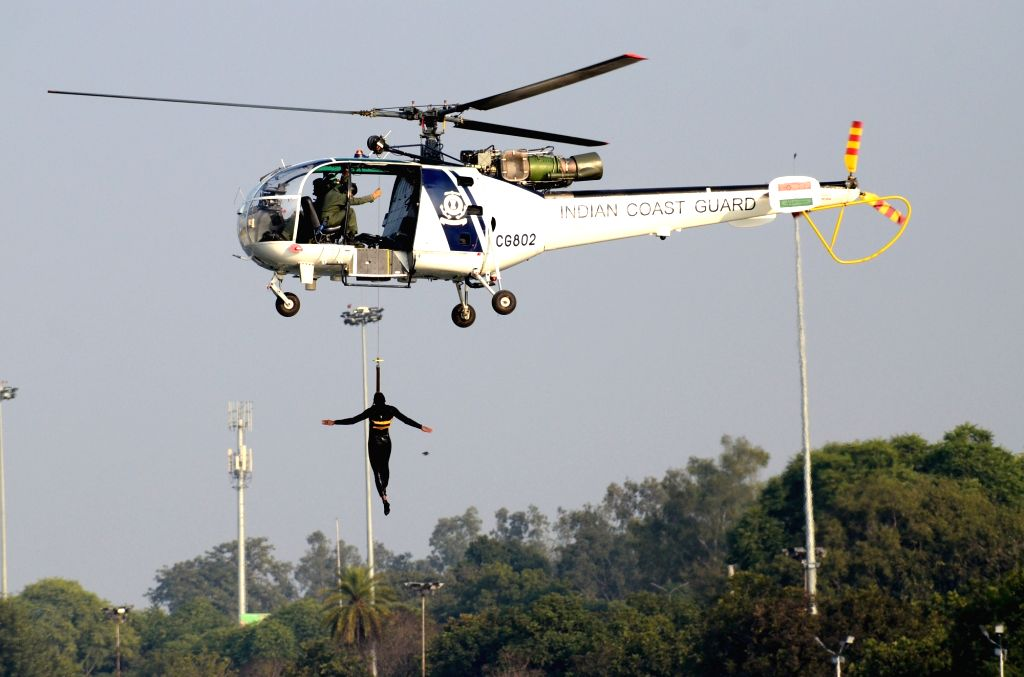Defexpo 2020 kick starts in Lucknow.