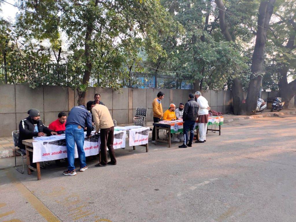 Delhi Assembly Election.