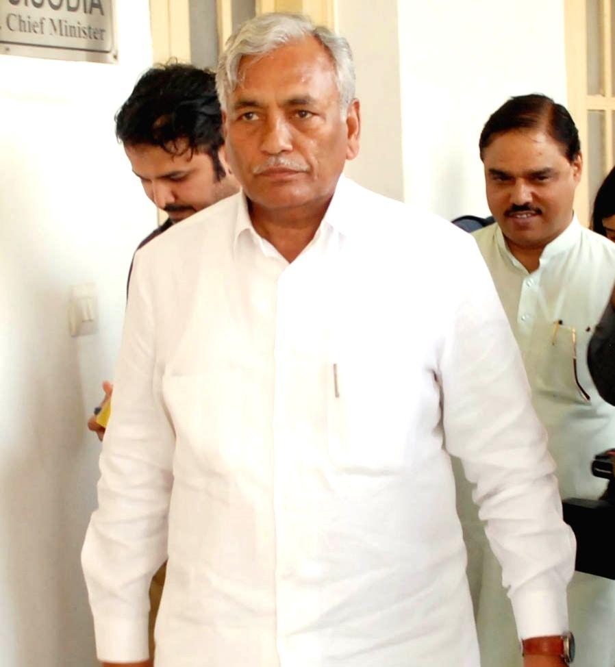 Delhi Assembly Speaker Ram Niwas Goel. (File Photo: IANS) - Ram Niwas Goel