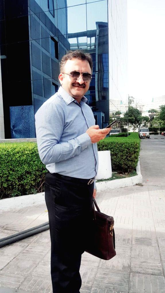 Delhi based businessman Rohit Datta.