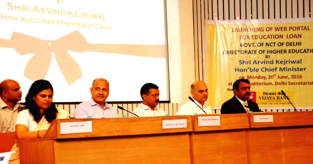 Delhi Govt launches online portal for Higher Education and