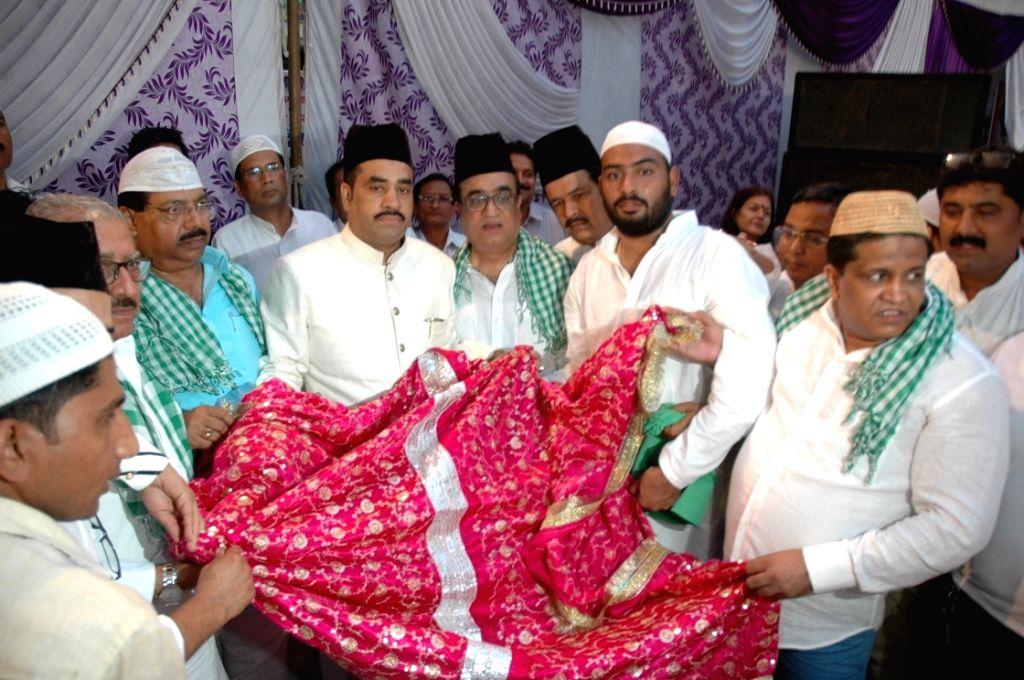 Delhi Congress chief Ajay Maken during an iftaar party in New Delhi on June 22, 2016.