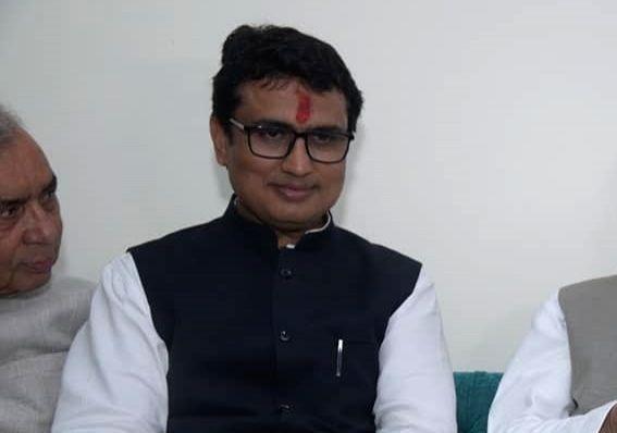 Delhi Congress President Anil Chaudhary - Chaudhary