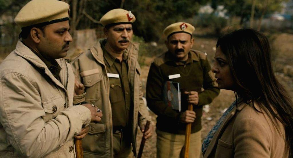 Delhi Crime' is born out of sadness, anger: Richie Mehta. - Richie Mehta