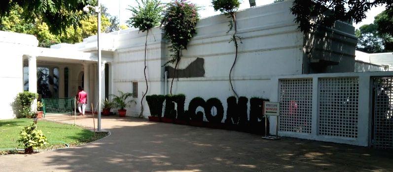 Delhi Gymkhana Club.