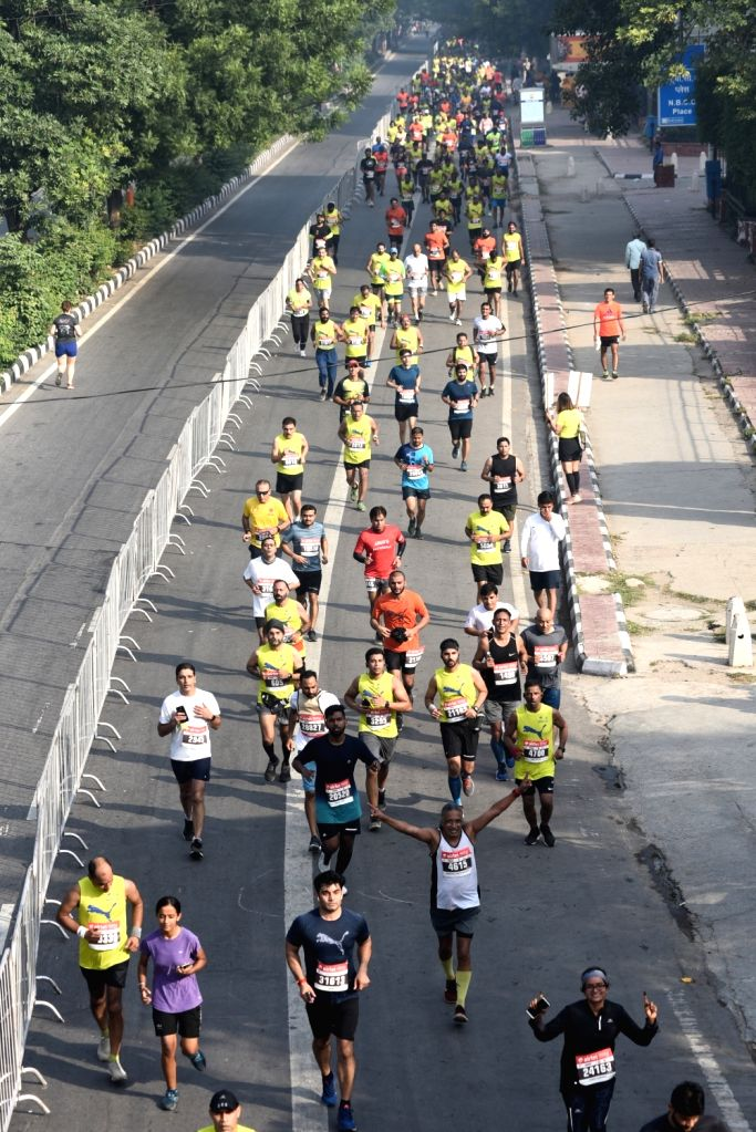 Delhi Half Marathon to take place on November 29