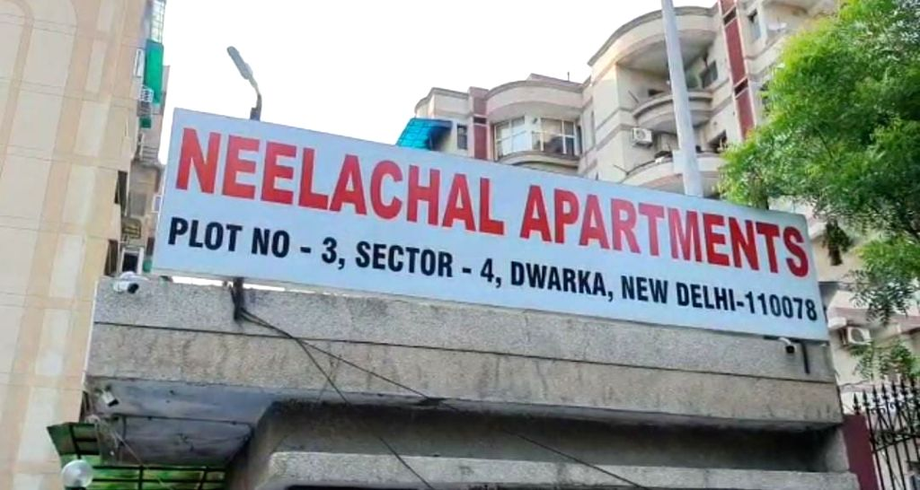Delhi housing society sets up own Covid Centre for residents.