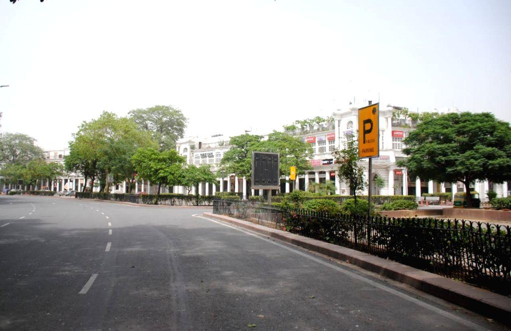 Delhi lockdown extended by a week till May, 31 2021 in New Delhi on Sunday, May 23, 2021.