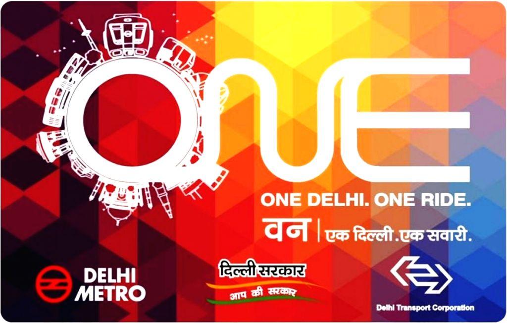 Delhi Metro.