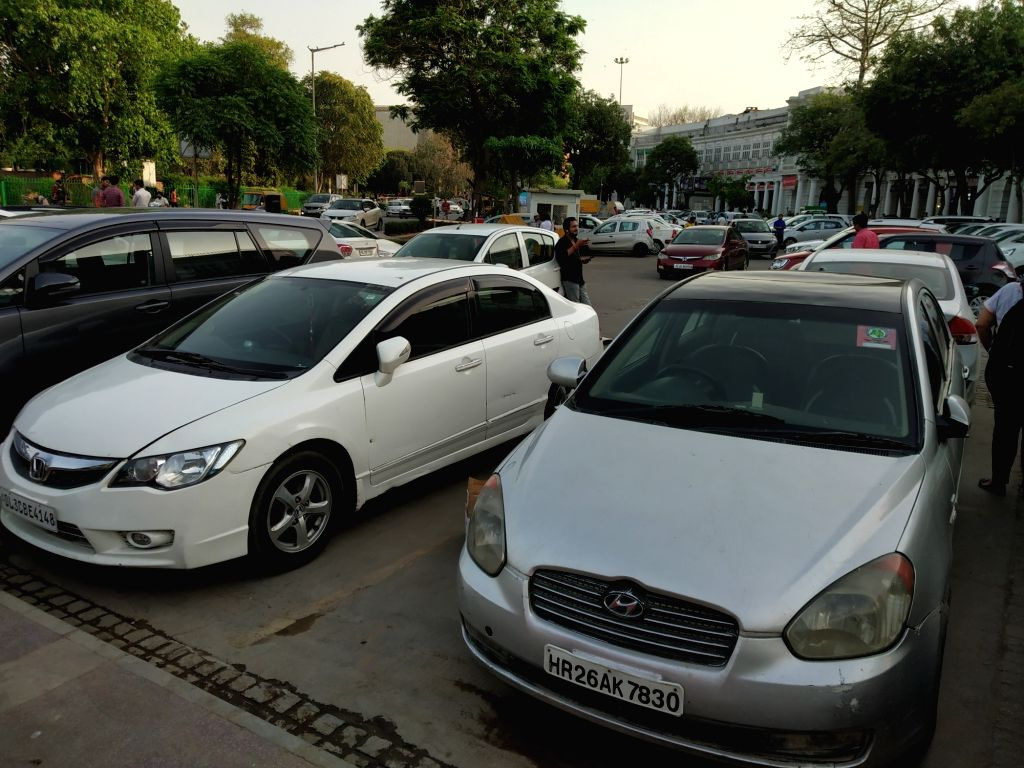 Delhi parking. (File Photo: IANS)
