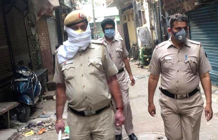 Delhi Police.