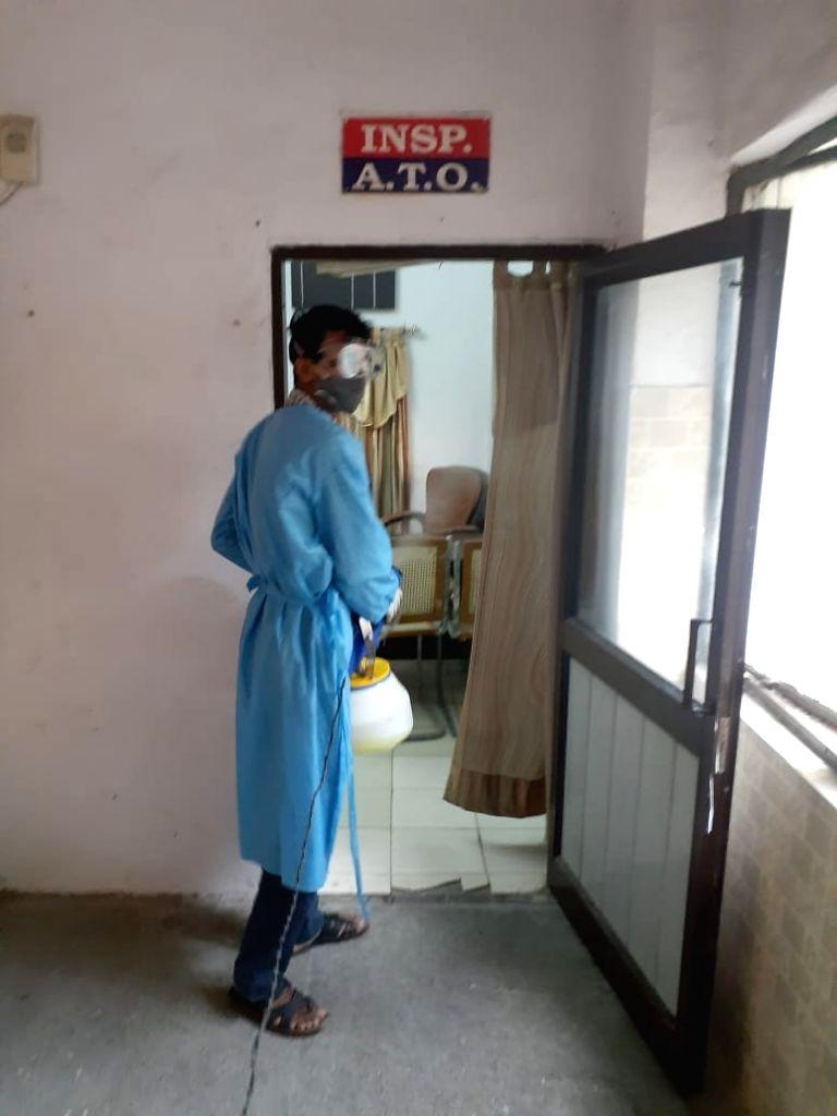 Delhi Police 21 Corona Karamvir.