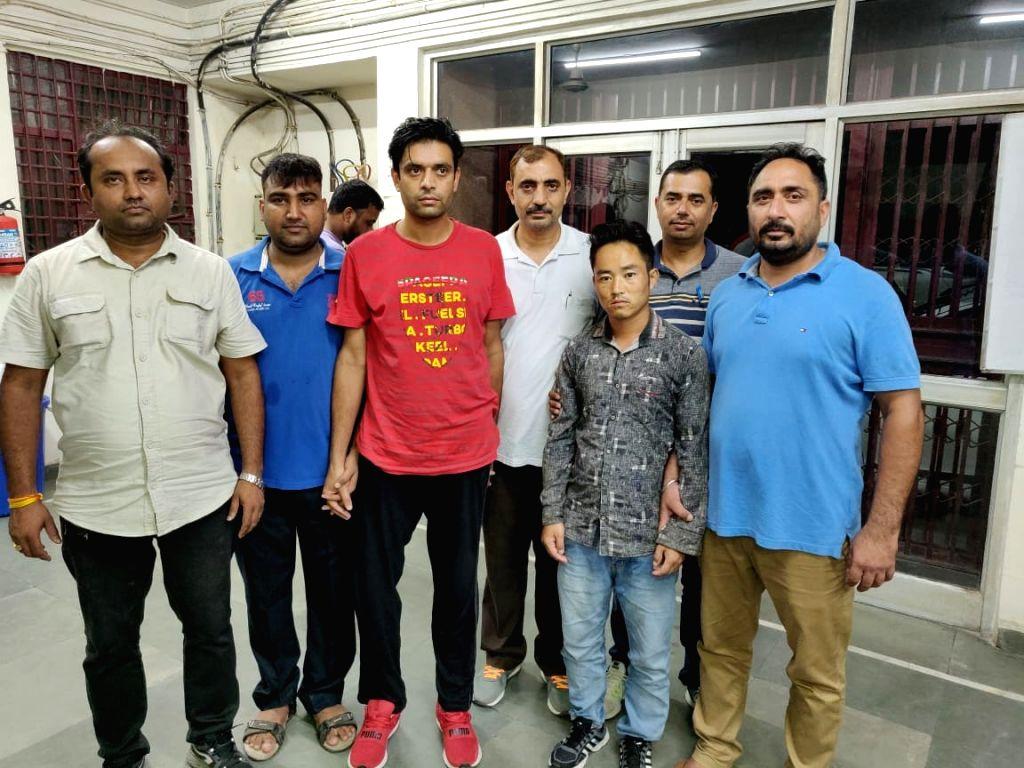 Delhi Police recovered 25 kg heroin 2 arrested