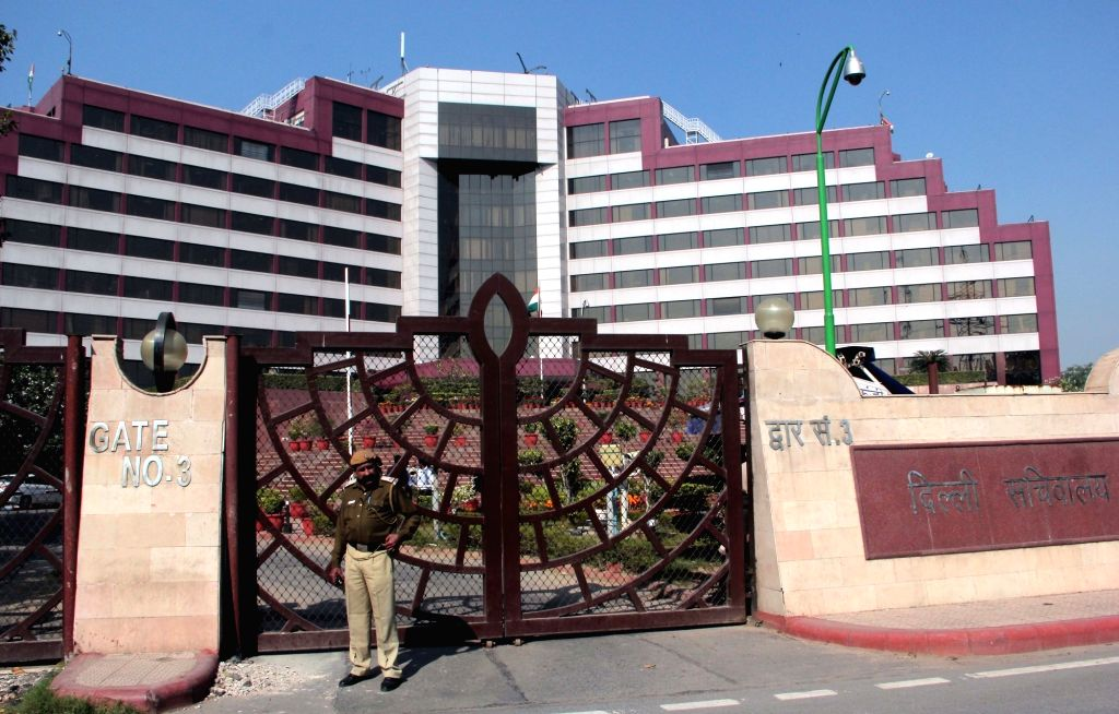Delhi Secretariat. (File Photo: IANS)